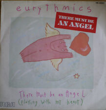 EURYTHMICS 7'' There Must Be An Angel - FR