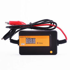 New Auto Lead Acid Battery Desulfator 12V 24V 36V 48V Car Boat Forklift Golf