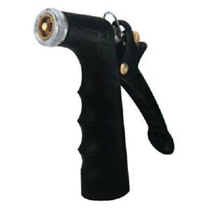 Gilmour Comfort Grip Nozzles, Full Size, Pistol/Cushion Grip, Die-Case Zinc, New