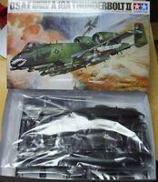 61028 USAF A-10A THUNDERBOLT II FAIRCHILD REPUBLIC Tamiya 1/48 plastic model kit