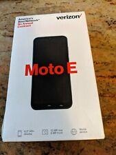 Motorola Moto E (2020) - 32GB - Midnight Blue Verizon (Single SIM)