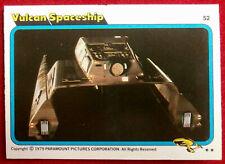 STAR TREK - MOVIE - Card #52 - VULCAN SPACESHIP - TOPPS 1979