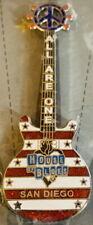"""Maison De 'Blues' Cuisson San Diego """" Tout Are Un """" Paix Guitare Broche À Carte"""