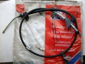 HONDA CIVIC BRAKE CABLE