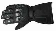Unbranded Winter Motorcycle Gloves with Hard Armour