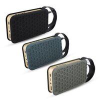 JKR-2 Portable Wireless Bluetooth 4.2 Speaker Mini Stereo FM Radio Outdoor USB