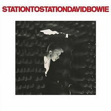 DAVID BOWIE - STATION TO STATION CD ALBUM (2016 Remaster Released 10/02/2017)