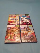 Kinect Bundle of games 4* Joy Ride, once upon monster, just dance, Kinect advent