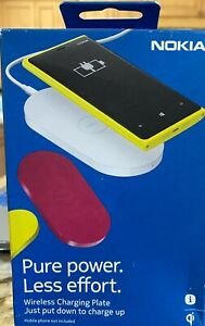 New Nokia DT-900 Wireless Qi Charging Plate For Lumia 820/920/925/930/1020/1520
