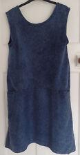 Intropia Ladies Blue Sleeveless Dress size M