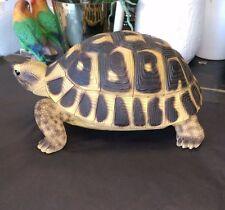 More details for resin tortoise mature resin tortoise large tortoise vivid colours