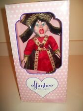 NEW Effanbee Queen of Hearts Doll - Story Book Collection - SV118