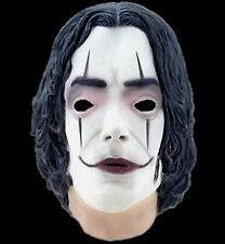 THE CROW STAIRWAY TO HEAVEN MASK LATEX MASK ROLEPLAY COSTUME DRESS UP NEW