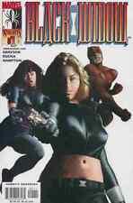 Black Widow Volume 2 #1-3 Near Mint Complete Set 2001 Marvel Comics Mn-353