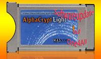Softwareupdate für Alphacrypt Light R2.2 auf One4All