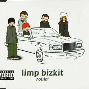 Limp Bizkit - Rollin' (CD)