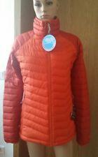 Columbia Omni heat Damenjacke # Rot/Orange #Gr L #