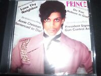 Prince Controversy CD – New