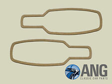TRIUMPH SPITFIRE MkIV,1500, GT6 MkIII EXTERNAL DOOR HANDLE GASKETS x 2 (577473A)
