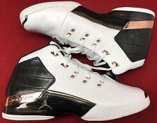 finest selection 837ce 78e2e 2016 Jordan Retro XVII 17 Copper White Black 832816-122 Sz 11.5