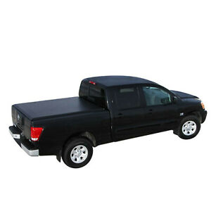 Access For 17+ NIssan Titan 5-1/2ft Literider Bed Roll-Up Cover 33229