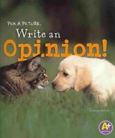 Pick a Picture, Write an Opinion!, Paperback by McCurry, Kristen, Brand New, ...