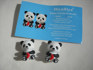 HiyaHiya Knitting Needles Large Size Panda Point Protectors