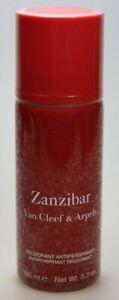 Van Cleef & Arpels ZANZIBAR 150ml Deodorant Antiperspirant