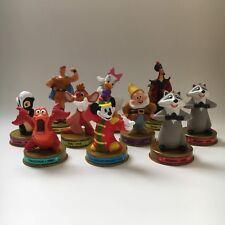 100 Years of Magic McDonald's Happy Meal Toys 2002 Lot of 10 Walt Disney