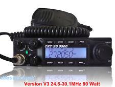 CRT SUPERSTAR SS 9900 neue V3 10-12 Meter Amateurfunk CB Funk 24,8-30,1Mhz 80W