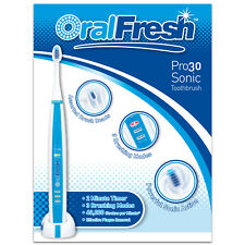ORAL FRESH PRO 30 SONIC TOOTHBRUSH