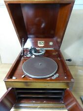 His Masters Voice Gramophone Model 103 WORKING