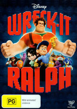 Wreck It Ralph - Disney Classic with voice of John C. Reilly - DVD