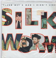 Silkworm - Never Met A Man I DIdn't Like - 45RPM - Unplayed - Still Sealed