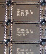 QTY (96) MBM29F016-12PFTR FUJITSU TSSOP-48 16 meg FLASH MEMORY NOS 1 TRAY