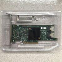 LSI 9205-8i H220 6Gbps SAS PCI-E 3.0 IT Mode for ZFS FreeNAS unRAID SAS2308-IT