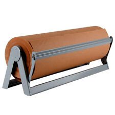 """30"""" Paper Cutter / Dispenser for Butcher, Gift Wrap and Kraft Roll Paper"""