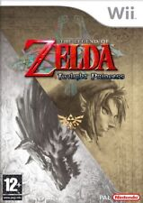 Legend of Zelda Twilight Princess Wii neuf et scellé ORIGINAL RELEASE pas de Budget