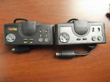 2 Turbopad Controllers for Turbografx 16 Not Used New Old Stock with Fedex Post