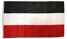 Flagge Fahne Deutsches Reich  90x150 cm Schwarz Weiß Rot Kaiserreich Flagge NEU