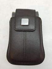 OEM BlackBerry Leather Case w Swivle Hoster 9310 9370 9350 9360 9300 Curve 2O