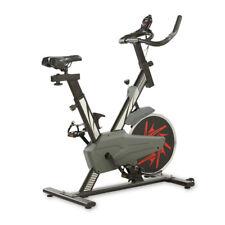 Heimtrainer Indoor bike Fitnessbike Fitnessgerät inkl. Display, Handpulsmessung