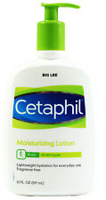 Cetaphil Moisturizing Lotion For All Skin Types 20 FL OZ (591 ml )