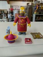 Homer Simpson Stonecutter Playmates Series 10