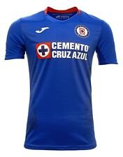 Joma Authentic Cruz Azul Jersey 2020-2021 Season Home Jersey Blue