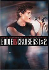 EDDIE AND THE CRUISERS 1 & 2 New Sealed DVD Eddie Lives