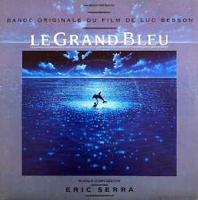 "Eric Serra 7"" Le Grand Bleu (My Lady Blue) - France (EX/EX)"
