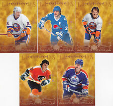 06-07 Artifacts Mike Bossy /999 Legends