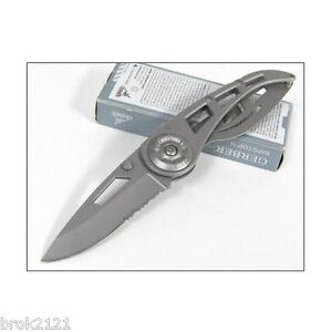 Couteau de poche pliant GERBER RIPSTOP II chasse pêche randonnée