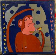 HALF JAPANESE // Charmed Life / ORIGINAL 1988 US LP SEALED! Mint! SIGNED!